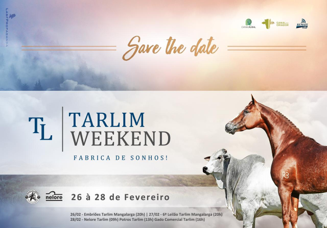 Tarlim Weekend - Embriões